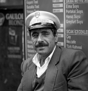 Turkish Transportation Worker