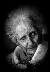 Nursing Home Portrait #2