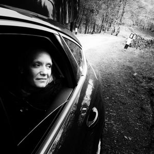 Marie in the Highlands, Scotland.