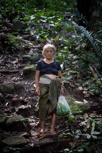 Village Elder. Bali, Indonesia