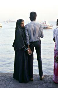 Apollo Bunder, Bombay, India, 1990