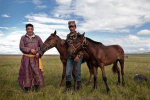 Nomad Herders