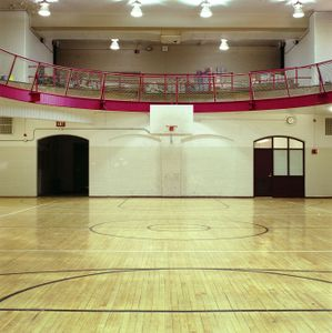 Gymnasium, Dorchester, Massachusetts