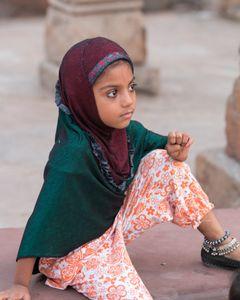 Gesichter Indiens - An heiliger Stätte
