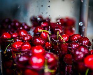 Sweet Cherry Rain