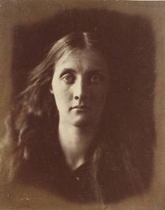 Julia Margaret Cameron, Stella, 1867. Courtesy Pace/MacGill Gallery, New York