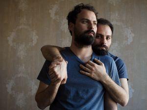 Marios and Yiorgos, 2014  © Andreas Tsonidis