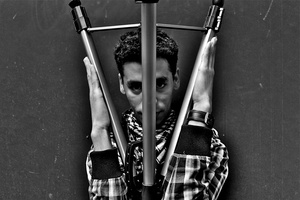 """Tripod, from the Series """"Objectified"""""""