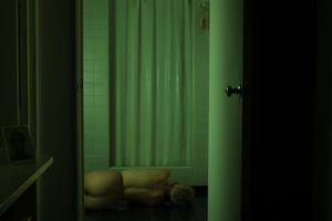 Empty Body, (Self-portrait)