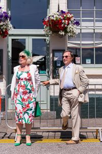 To the races / Ascot