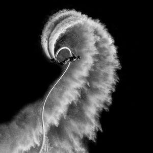 Flyboarding Spiral