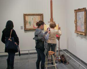 Ways to enjoy paintings