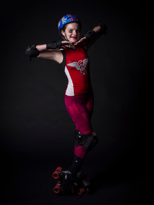 Junior Roller Girl 3