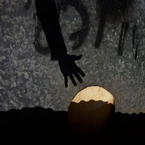 moon in the cave