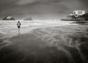 After the storm (Ocean Beach, SF)