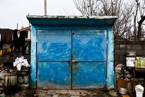 SHKODER, ALBANIA.