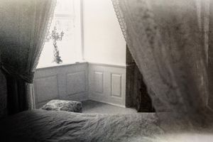 """A bed, room from the series """"Deja vu""""© Dongwook Lee"""