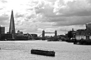 The Shard And Tower Bridge