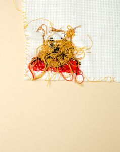 The embroidery