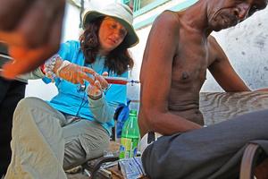 Saving Haitians from TB