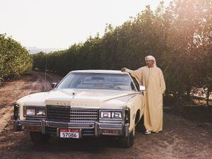 Middle East Vintage