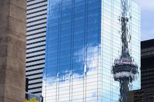Astigmatism of Toronto sky