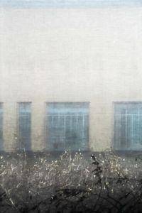 Blue Window/ Blauw raam