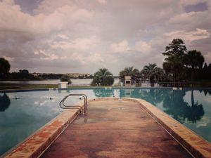Turkey Lake Pool, Orlando 2016