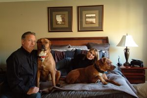At Home with the Dogs