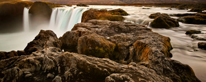 The Glory of Goðafoss