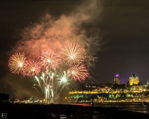 Québec City under Fire...works