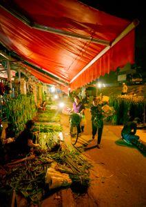 Night Flower Market