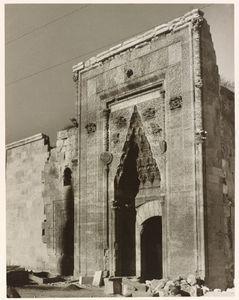 "Buruciye Medresesi Sivas, 1965. From the exhibition ""In Focus: Ara Guler's Anatolia"" © Ara Guler, Freer Gallery and Arthur M. Sackler Gallery Archive"
