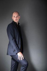 Caspar Vos. Piano player