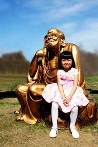 According to the Buddha 1
