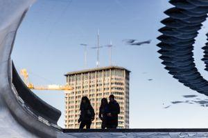 Architectural blur