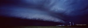 Supercell Lantry South Dakota