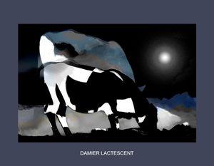 Damier lactescent