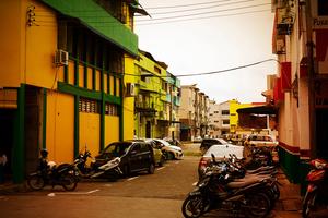 Borneo Heat / #10