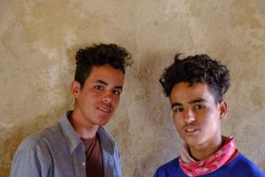 Berber Nomad brothers