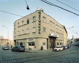 Kino Metropol, Olomouc, Czech Republic, 2014