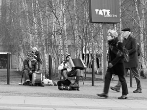 London Street Music