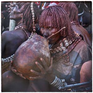 Ethiopia Tribes No7