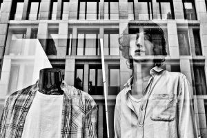 Mannequins, New York City, 2010