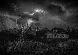 La maison de Muus Le Barjot