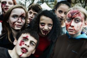 Zombies in Paris