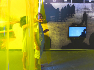 Opening show. Visitors. Arles, July 2015
