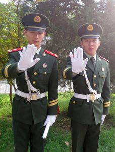 embassy guards