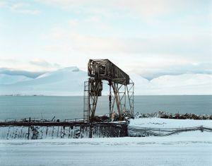 Coal Conveyor Barentsburg