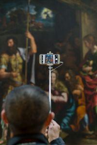 The Adoration of the Shepherds, Giulio Romano, 1535. Louvre Museum (Paris, France)